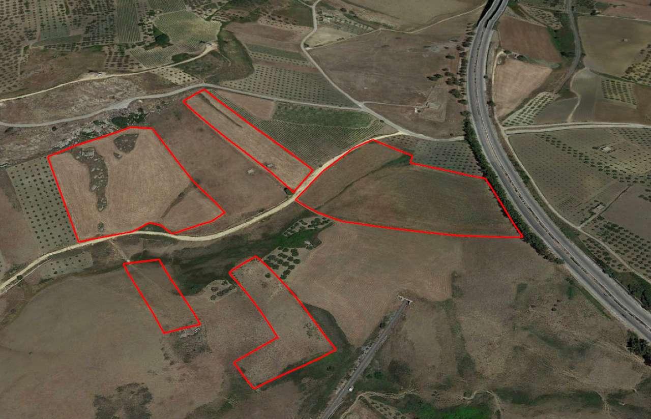 Santa Ninfa Terreno Agricolo Seminativo Vicino Al Centro Abitato Rif. 9306458
