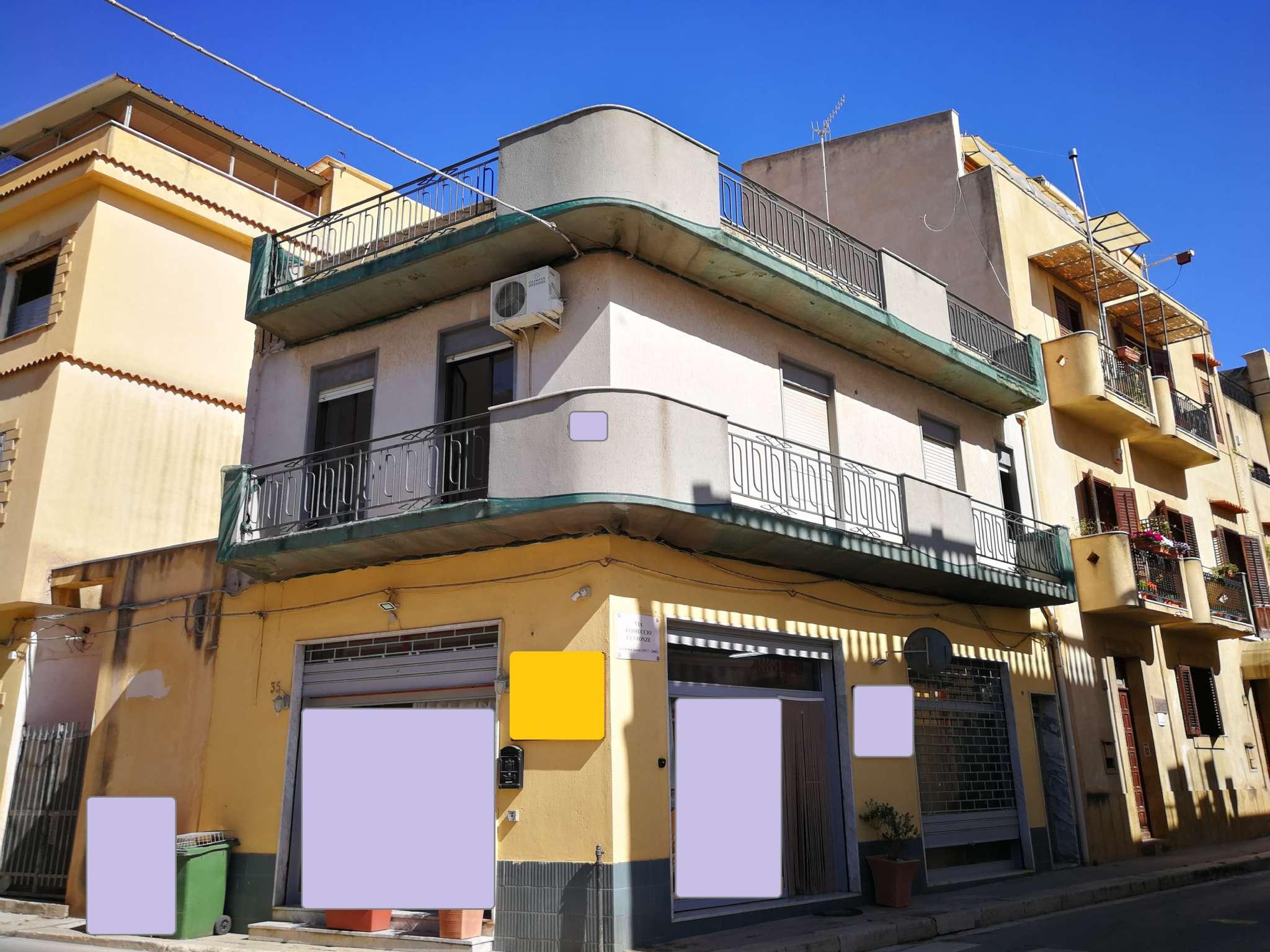 Appartamento in vendita a Castelvetrano, 6 locali, prezzo € 30.000 | PortaleAgenzieImmobiliari.it