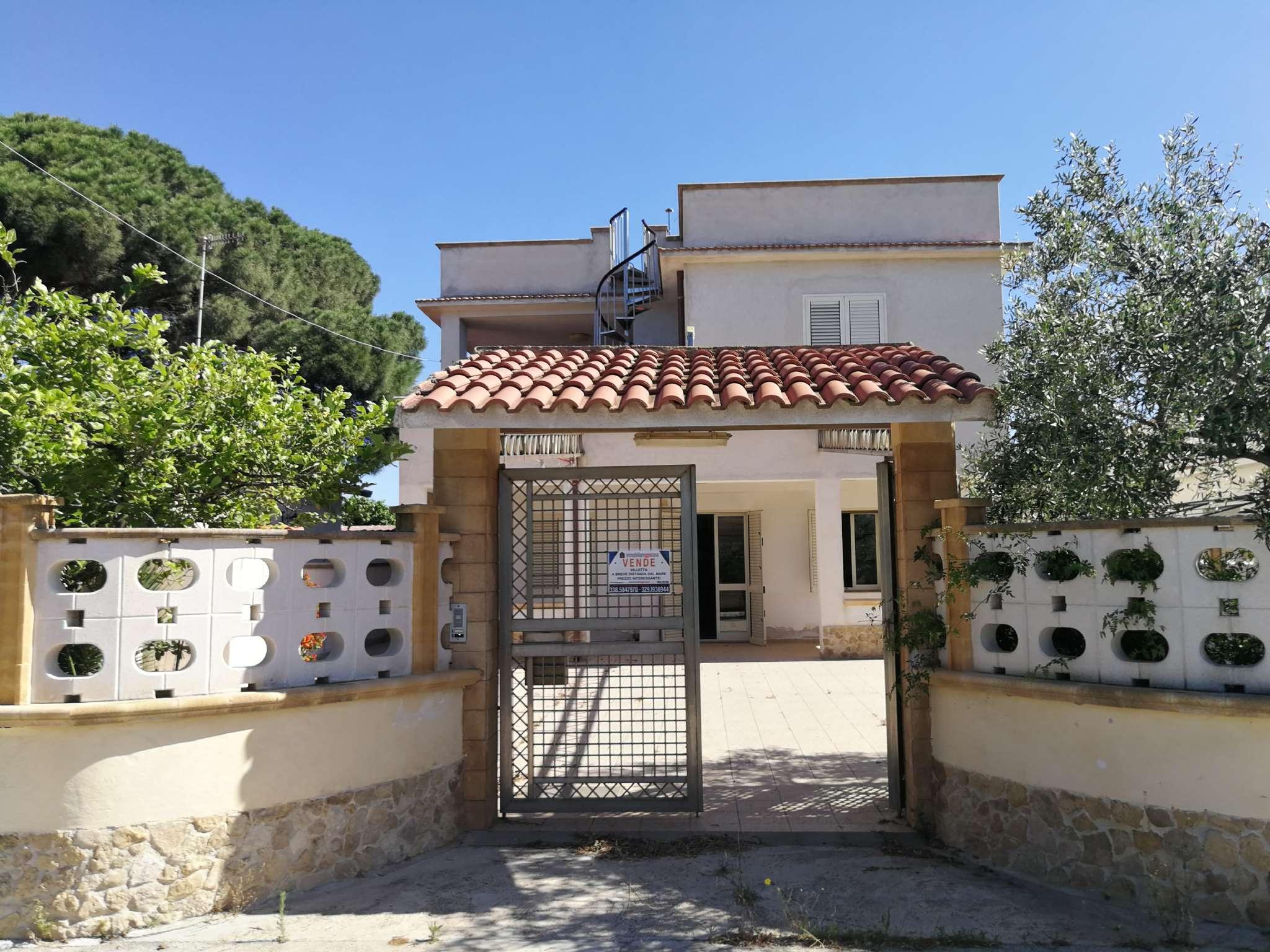 Villa in vendita a Castelvetrano, 6 locali, prezzo € 105.000   CambioCasa.it