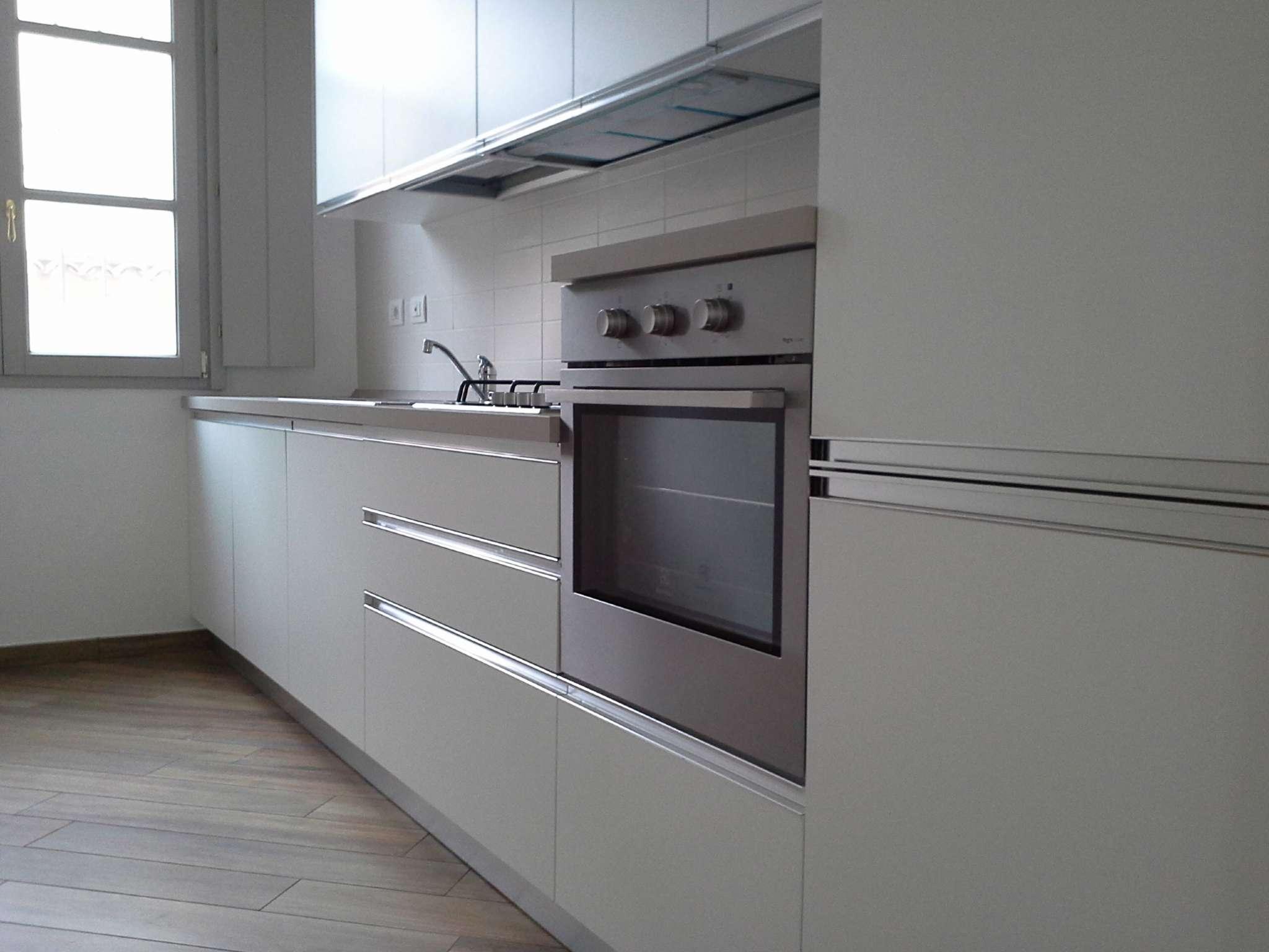 Appartamento parzialmente arredato in affitto Rif. 8139988