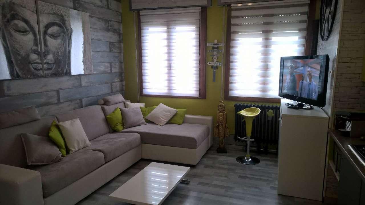 Corbetta zona ondaverde, appartamento monolocale completamente arredato con elettrodomestici.