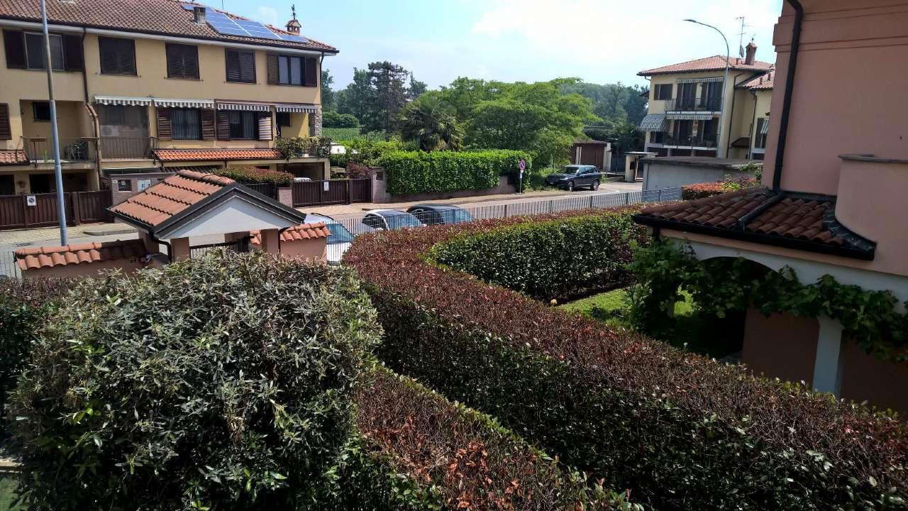 Cisliano fraz. Bestazzo, zona tranquilla, ottimo appartamento di due locali completamente arredato.
