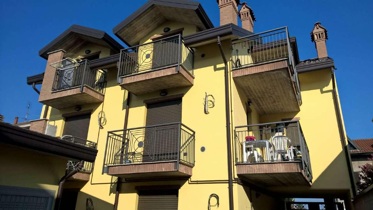 Pogliano Milanese in mini palazzina, appartamento di due locali completamente arredato. Poss. di box
