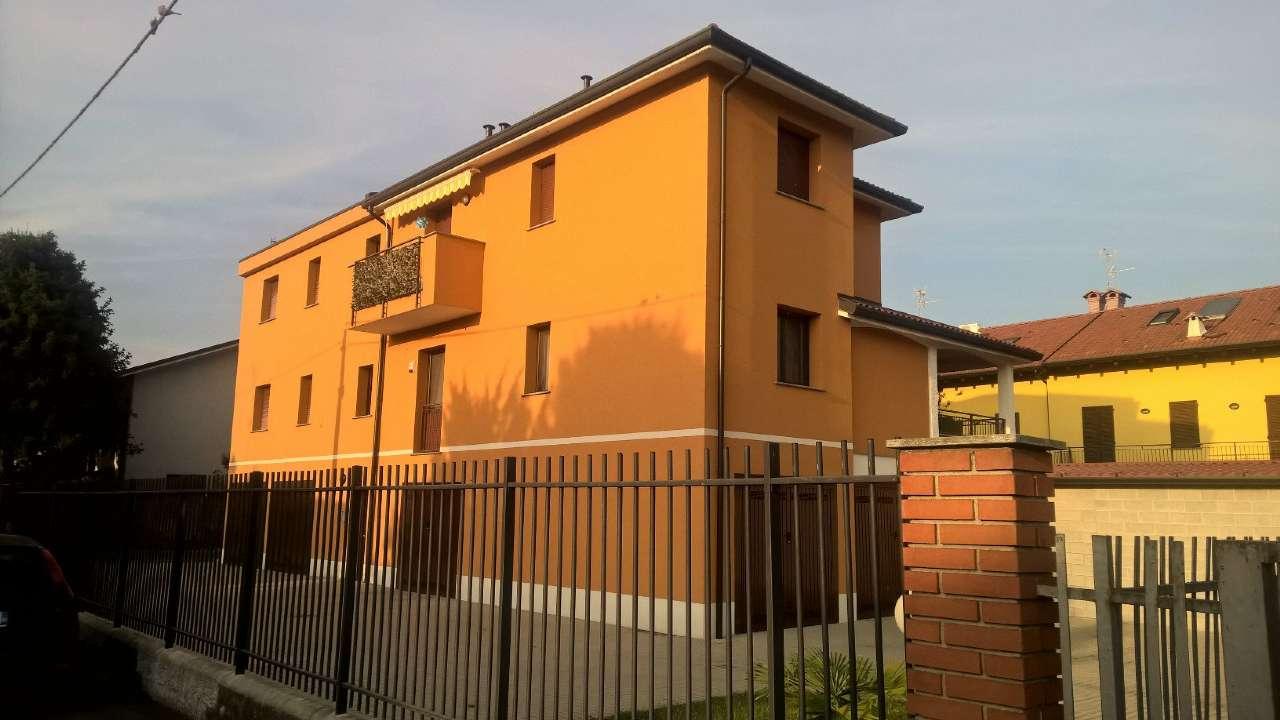 Cisliano zona residenziale, appartamento nuovo mai abitato due locali, completo di box e cantina.