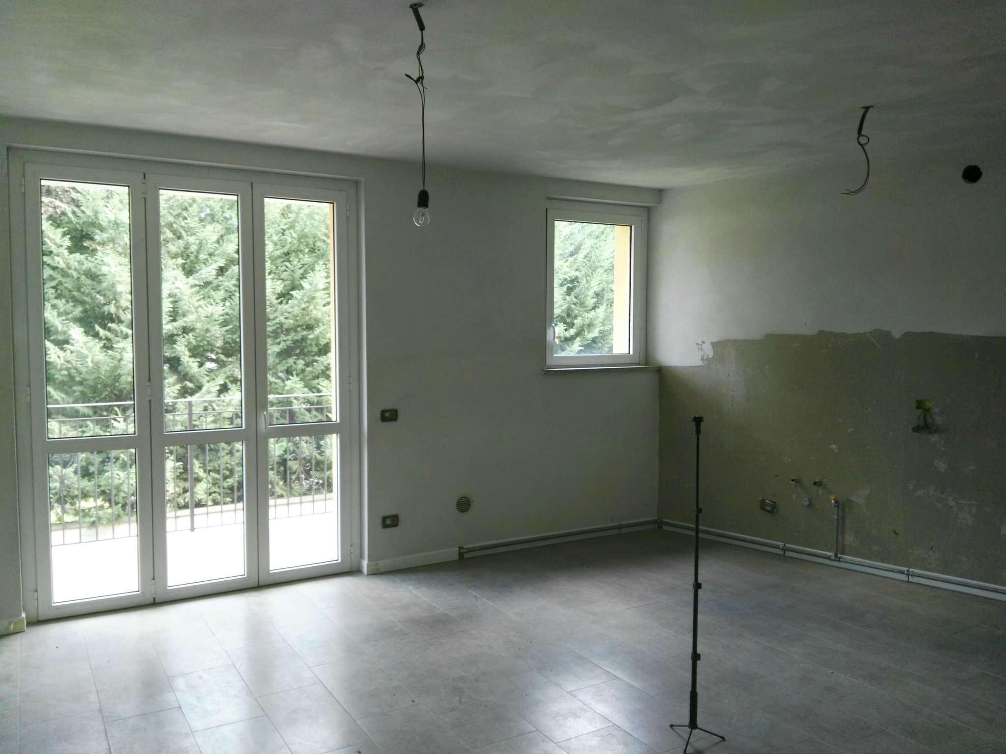 DG310 Cuggiono, in palazzina di recente costruzione, appartamento nuovo di tre locali.