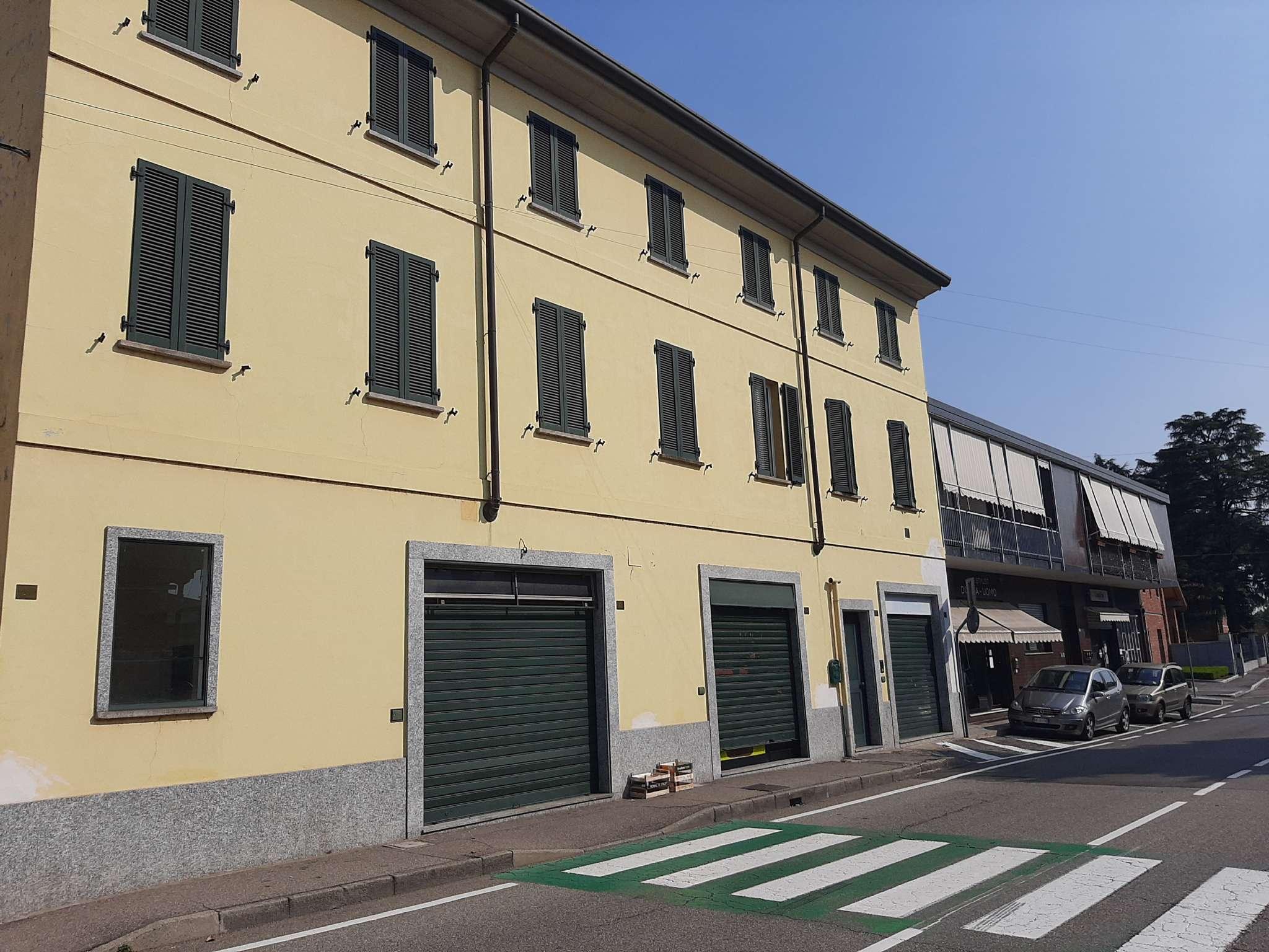 Negozio / Locale in affitto a Marcallo con Casone, 3 locali, prezzo € 550   PortaleAgenzieImmobiliari.it