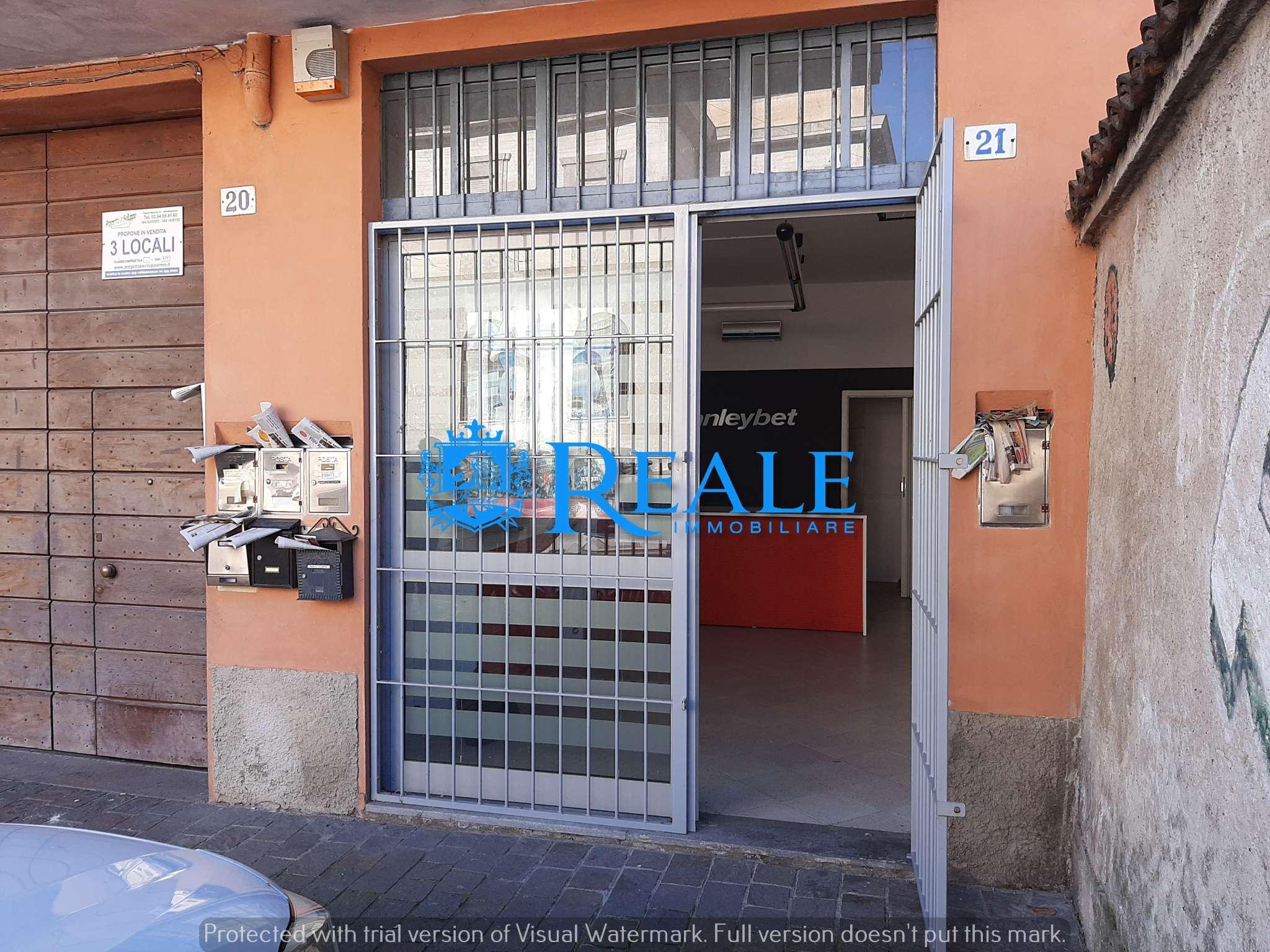 Negozio / Locale in affitto a Abbiategrasso, 1 locali, prezzo € 650   PortaleAgenzieImmobiliari.it