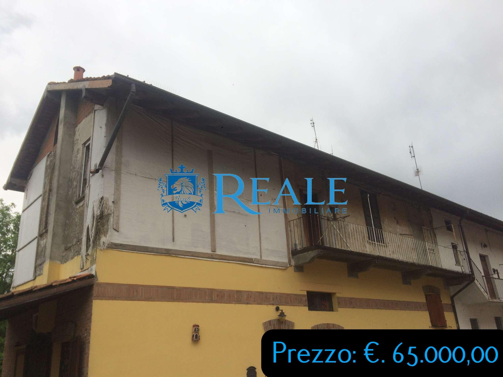 Rustico / Casale in vendita a Ossona, 3 locali, prezzo € 45.000 | PortaleAgenzieImmobiliari.it