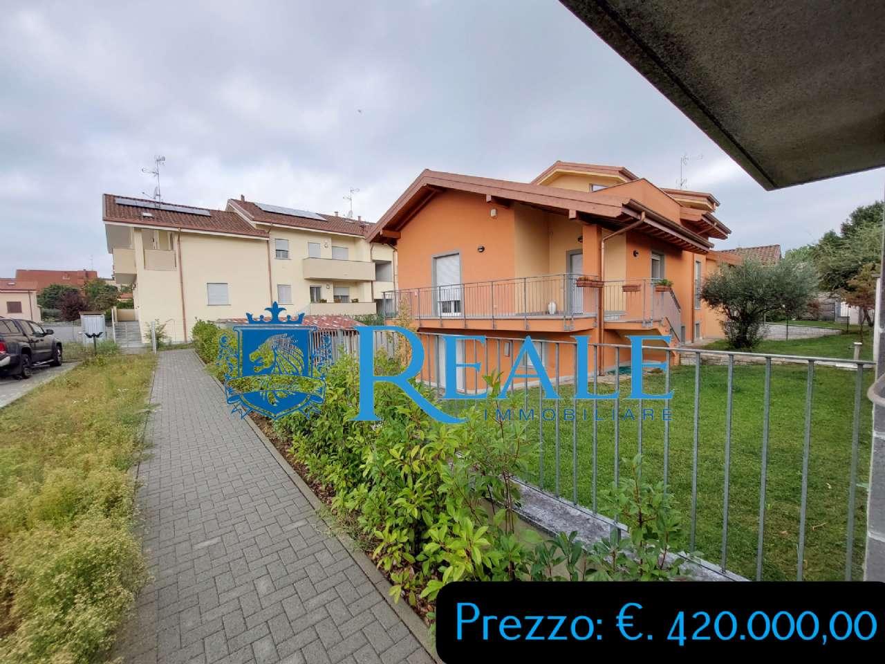 Villa a Schiera in vendita a Santo Stefano Ticino, 4 locali, prezzo € 420.000   PortaleAgenzieImmobiliari.it