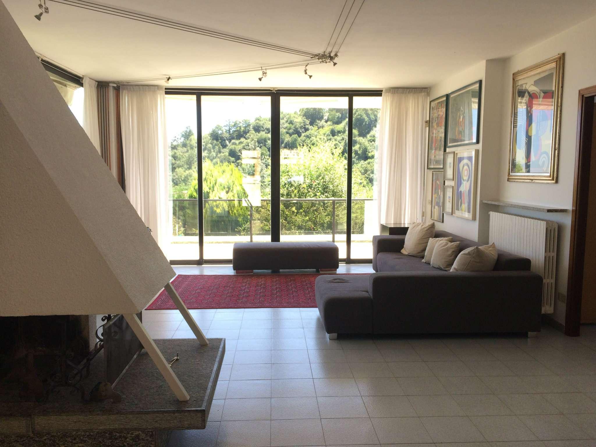 Villa Bifamiliare in affitto a Pecetto Torinese, 7 locali, prezzo € 1.500   PortaleAgenzieImmobiliari.it