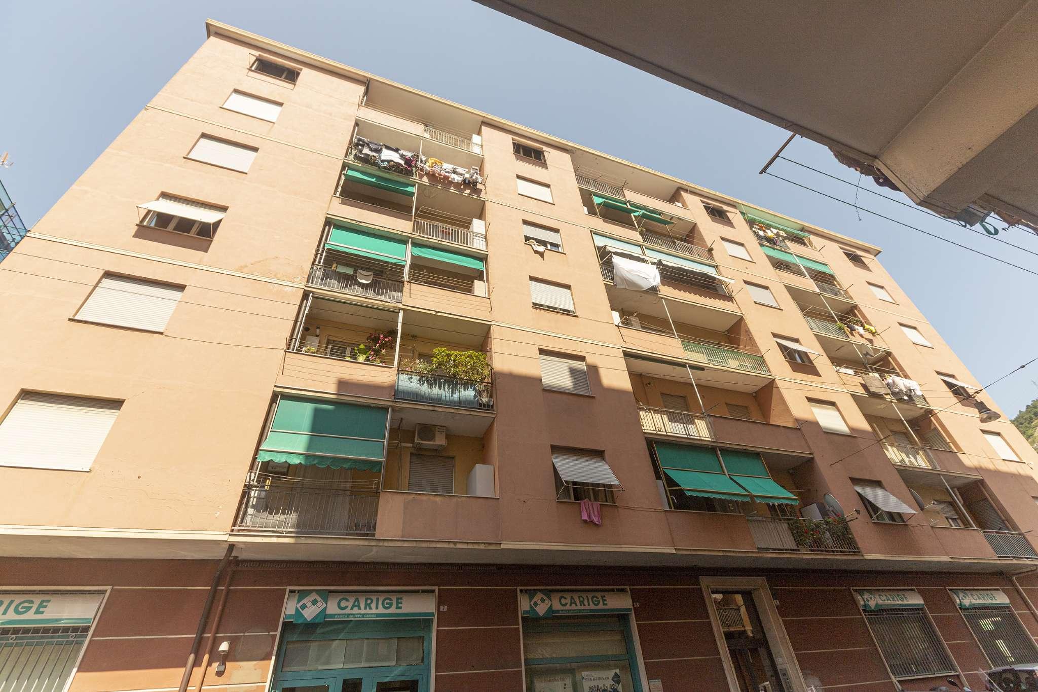Foto 1 di Quadrilocale Genova