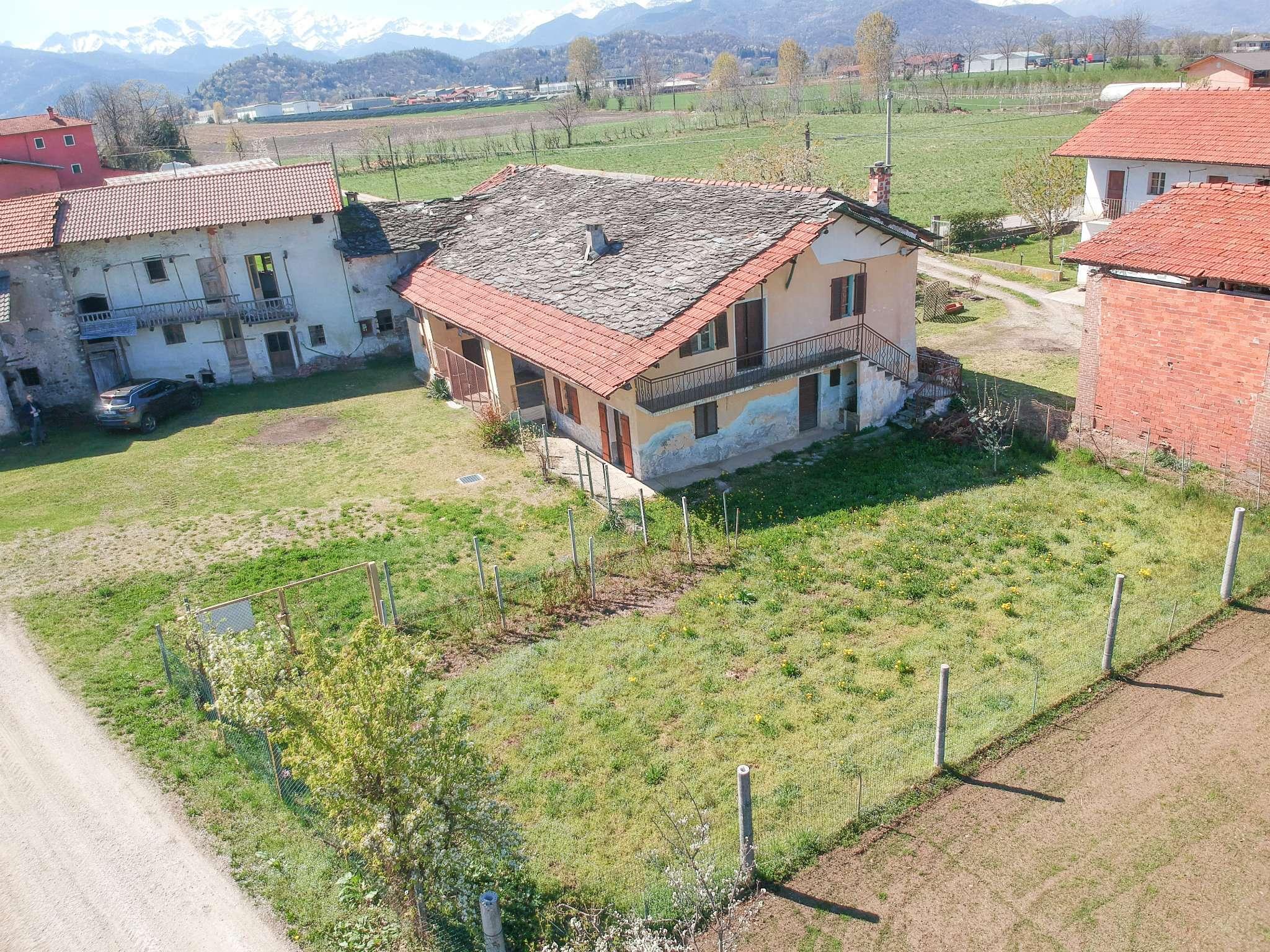 Soluzione Semindipendente in vendita a Caraglio, 4 locali, prezzo € 19.000 | PortaleAgenzieImmobiliari.it