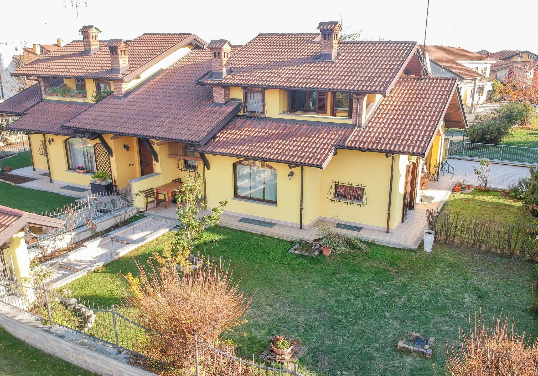 Villa Bifamiliare in vendita a Cervasca, 5 locali, prezzo € 288.000 | PortaleAgenzieImmobiliari.it
