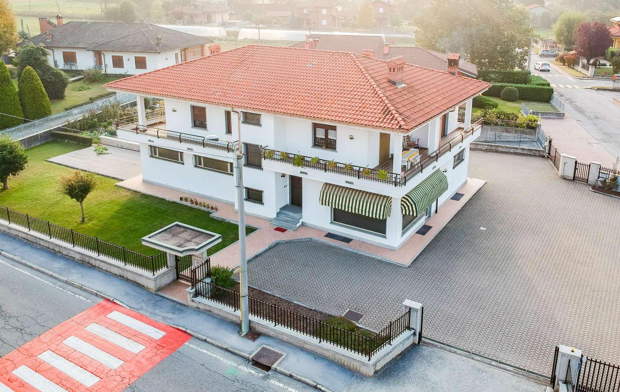 Soluzione Indipendente in vendita a Cervasca, 5 locali, prezzo € 428.000 | PortaleAgenzieImmobiliari.it