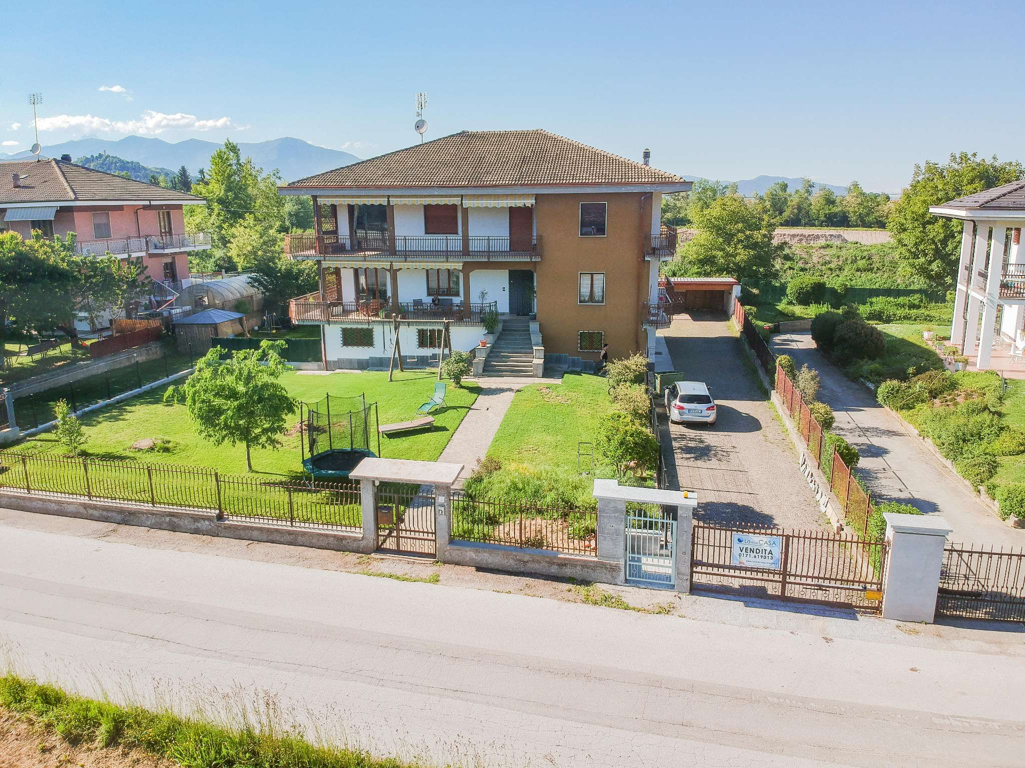 Appartamento in vendita a Caraglio, 5 locali, prezzo € 169.000 | PortaleAgenzieImmobiliari.it