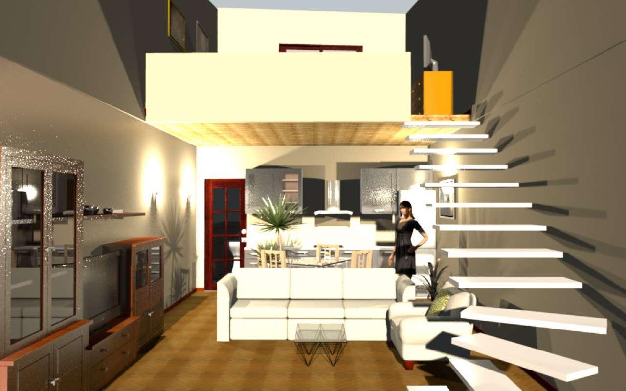 Loft openspace torino vendita zona 2 san for Loft open space torino