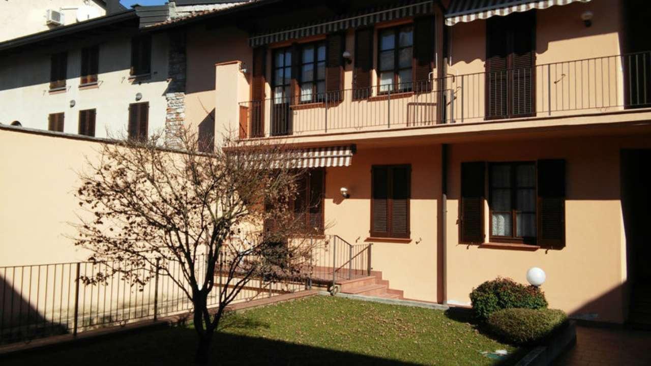 Appartamento in affitto a Vergiate, 2 locali, prezzo € 450   CambioCasa.it