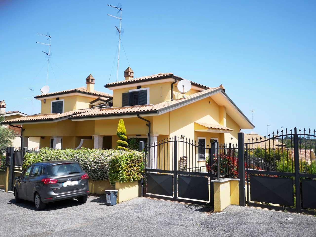 Villa Bifamiliare in Vendita a Mentana