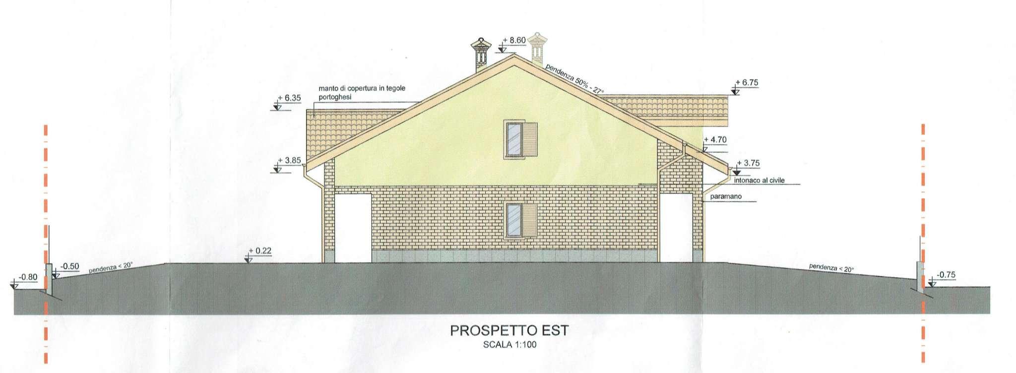 Villa in vendita strada Ceretta San Maurizio Canavese