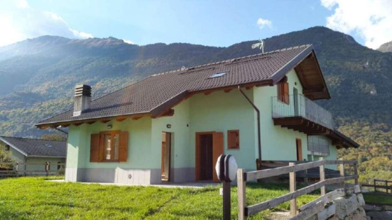 Soluzione Semindipendente in vendita a Chiomonte, 3 locali, prezzo € 130.000   CambioCasa.it