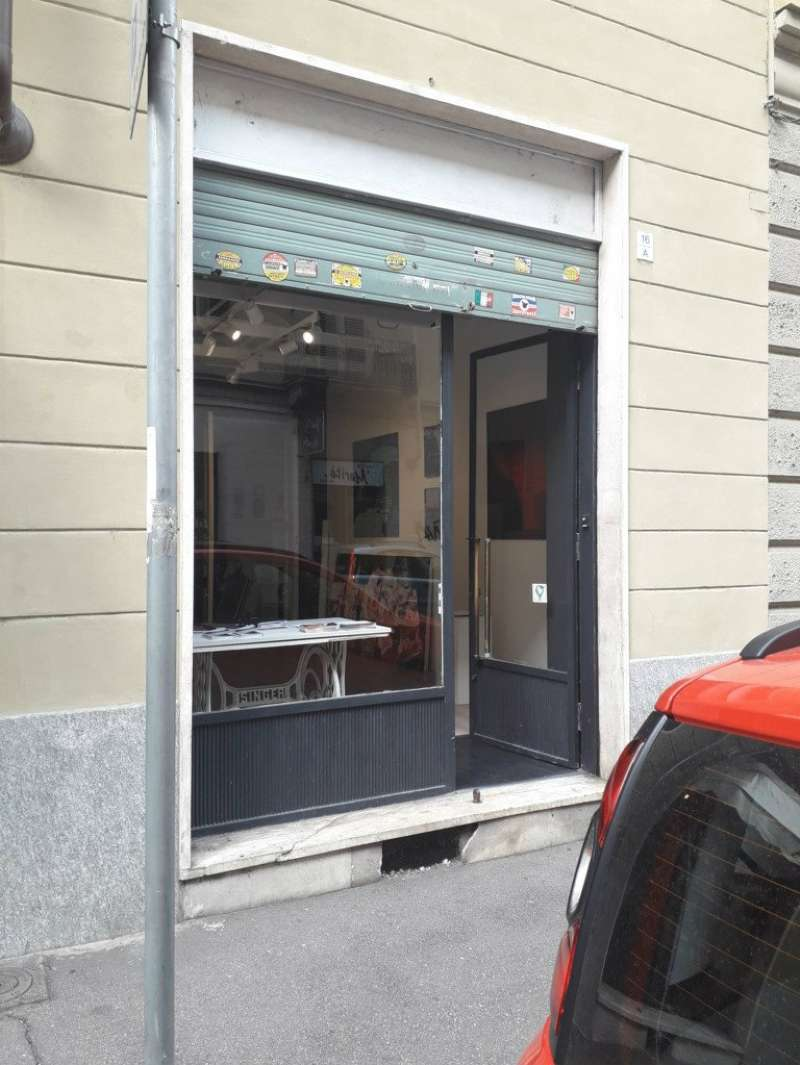 Negozio in affitto Zona Cit Turin, San Donato, Campidoglio - indirizzo su richiesta Torino