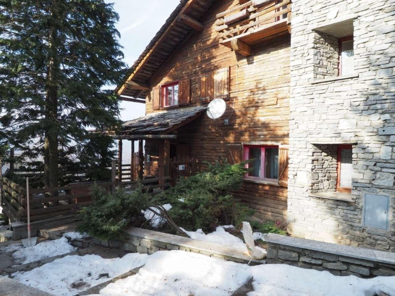 Villa Bifamiliare in vendita a Sauze d'Oulx, 11 locali, prezzo € 650.000 | PortaleAgenzieImmobiliari.it
