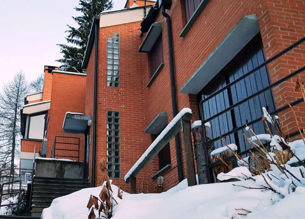 Appartamento in buone condizioni arredato in vendita Rif. 7363205