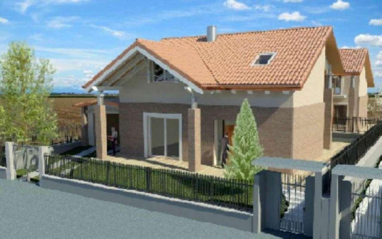 Villa in vendita a Torrazza Piemonte, 6 locali, prezzo € 235.000 | CambioCasa.it