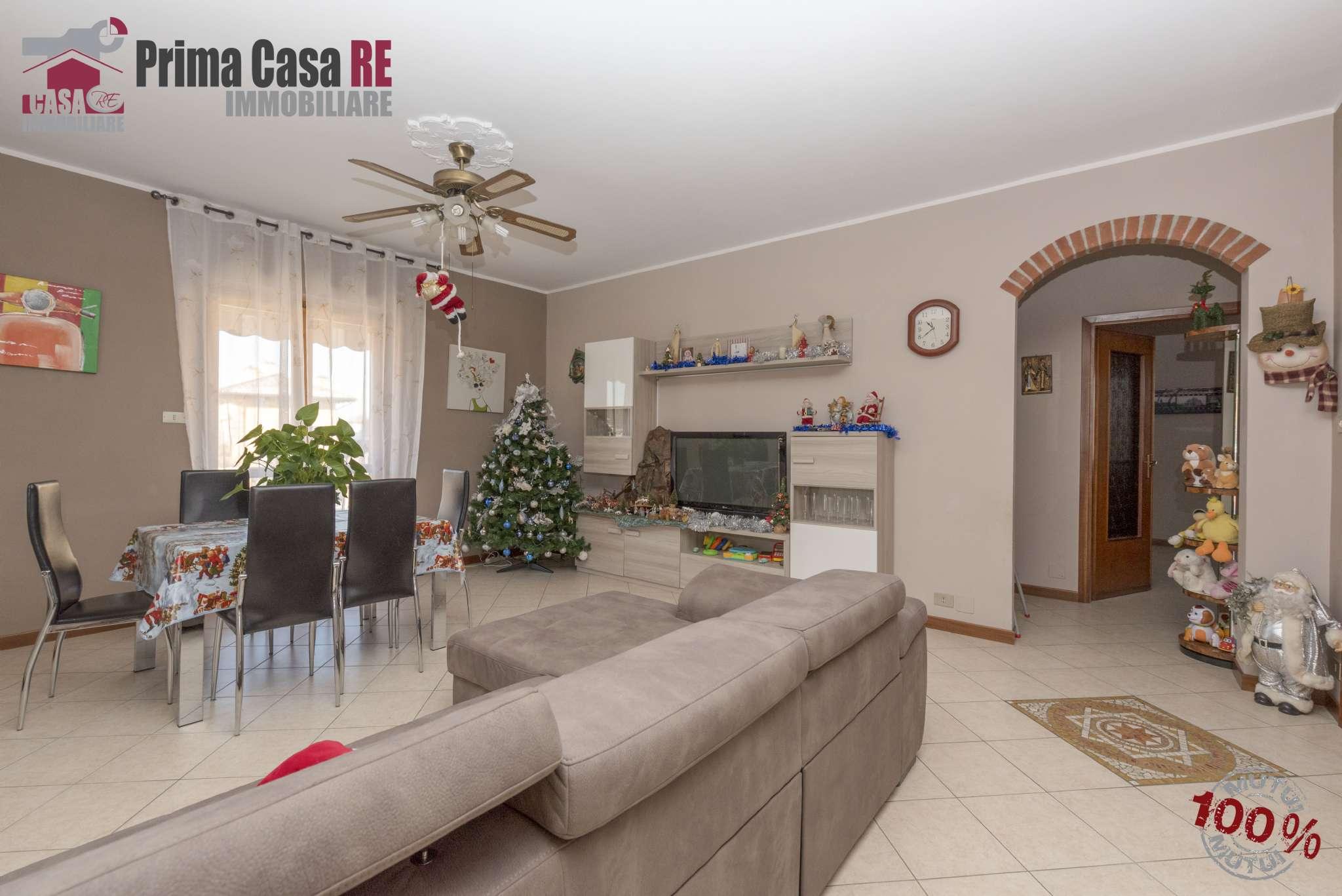 Appartamento in vendita a Torrazza Piemonte, 4 locali, prezzo € 129.000 | CambioCasa.it