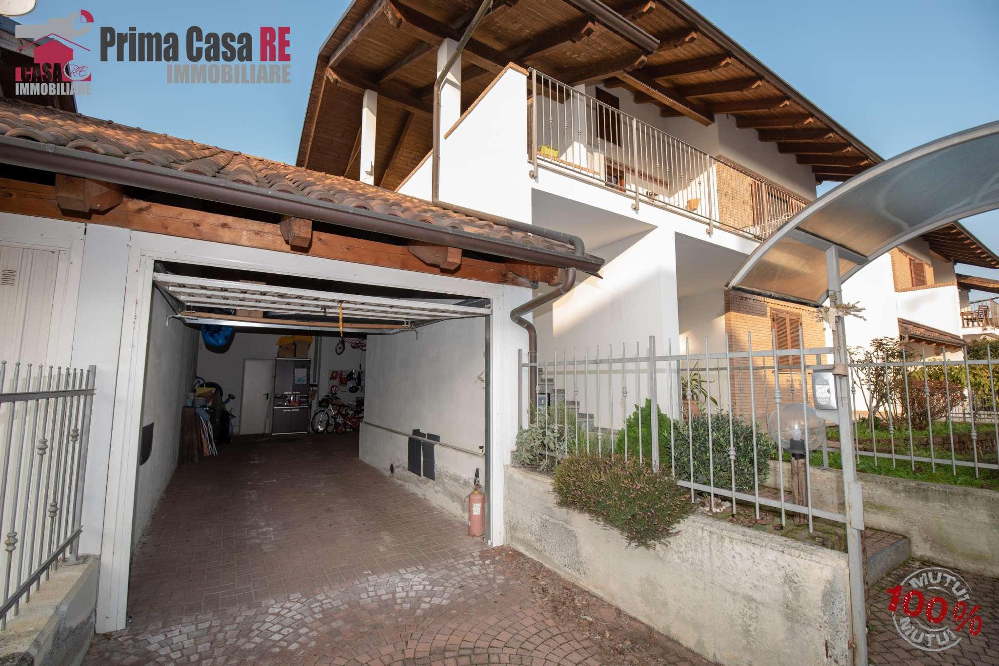 Appartamento in vendita a Verolengo, 3 locali, prezzo € 105.000 | CambioCasa.it