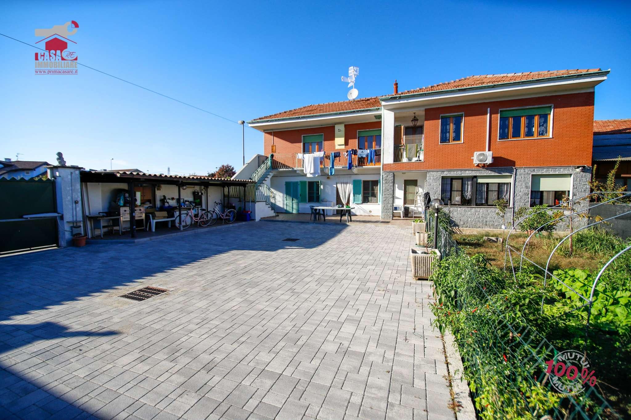 Soluzione Indipendente in vendita a Rondissone, 10 locali, prezzo € 190.000 | PortaleAgenzieImmobiliari.it