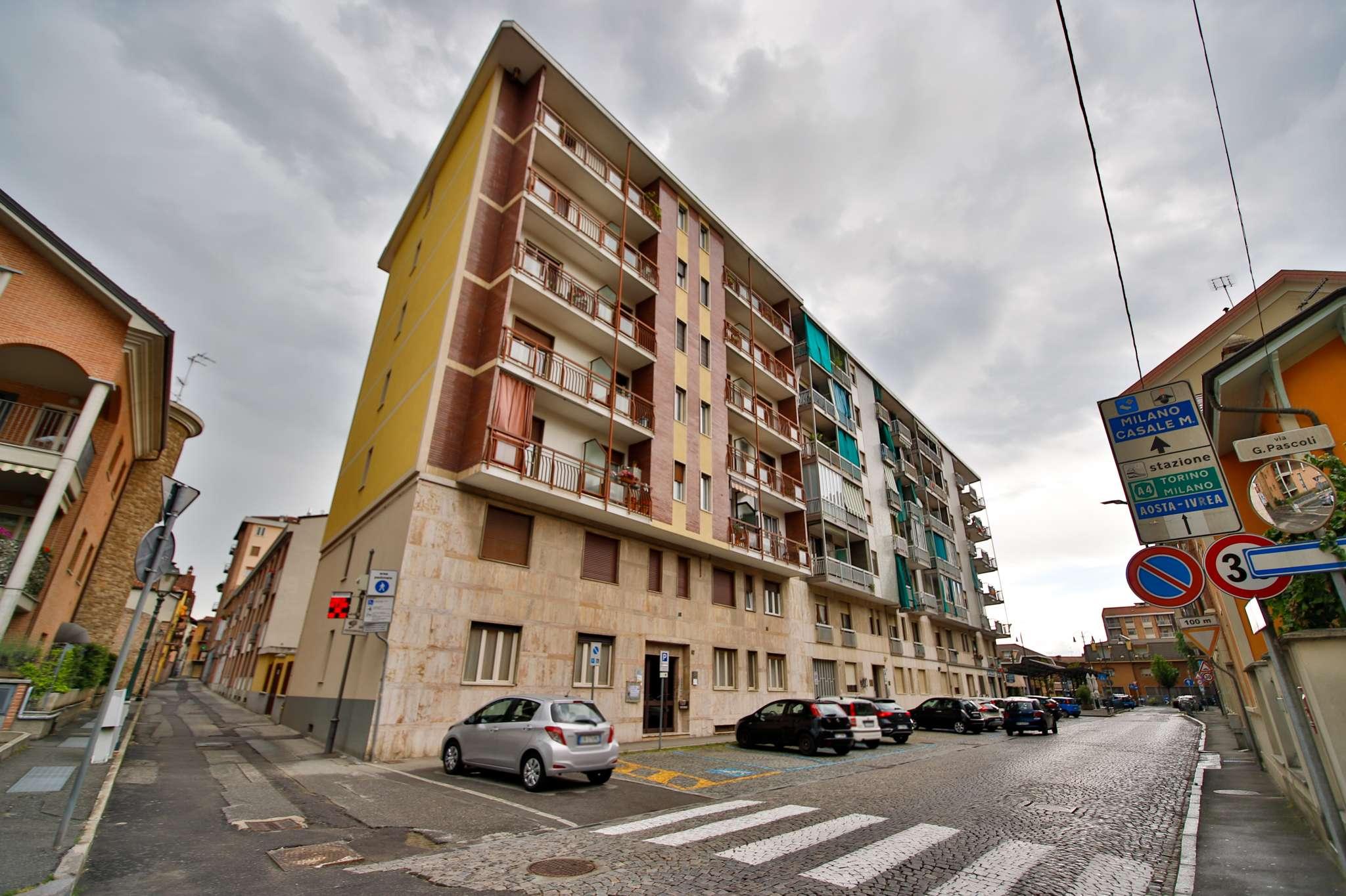 Appartamento in vendita a Chivasso, 3 locali, prezzo € 99.000   CambioCasa.it