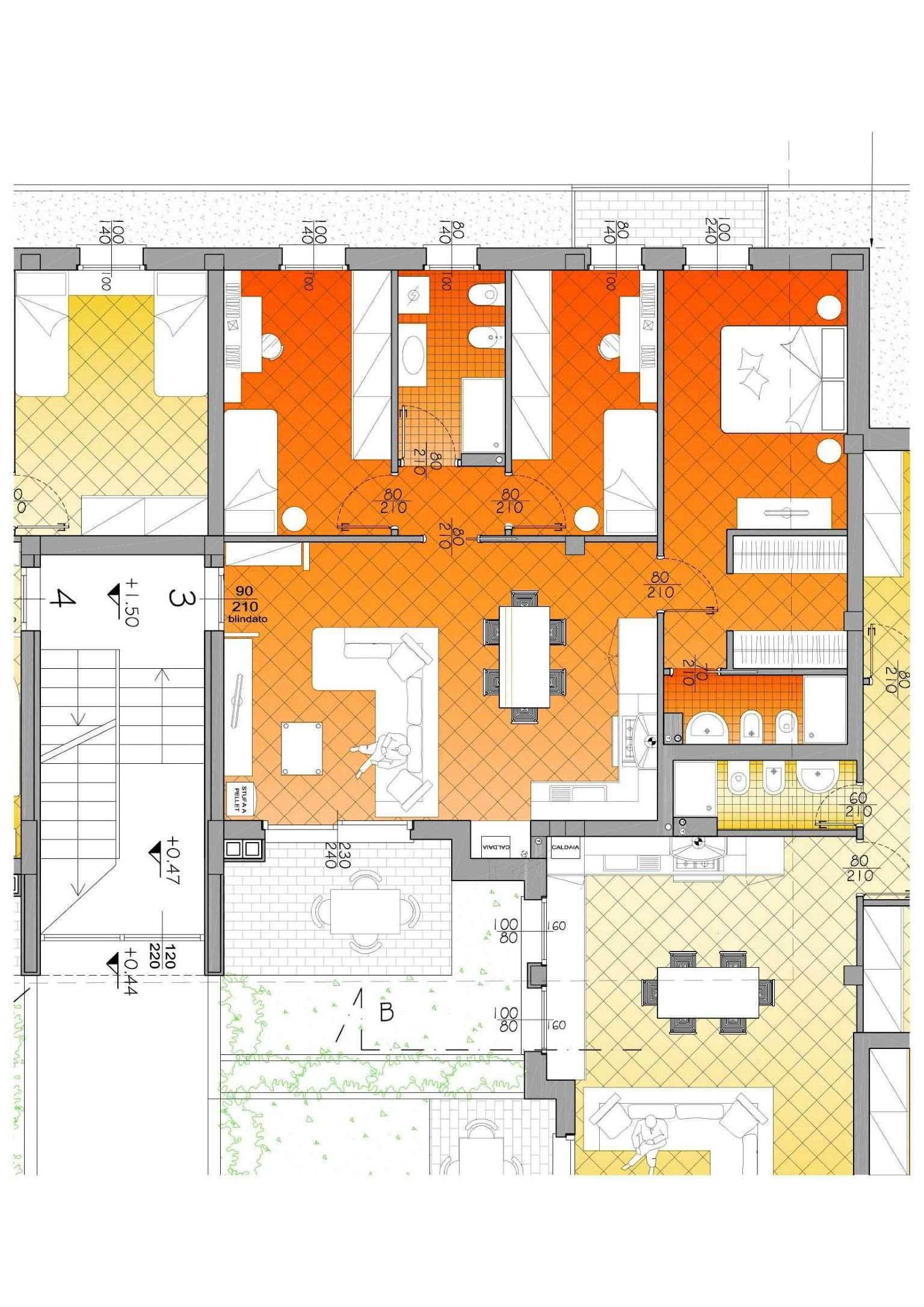 Appartamento in vendita a Edolo, 6 locali, prezzo € 150.000 | CambioCasa.it
