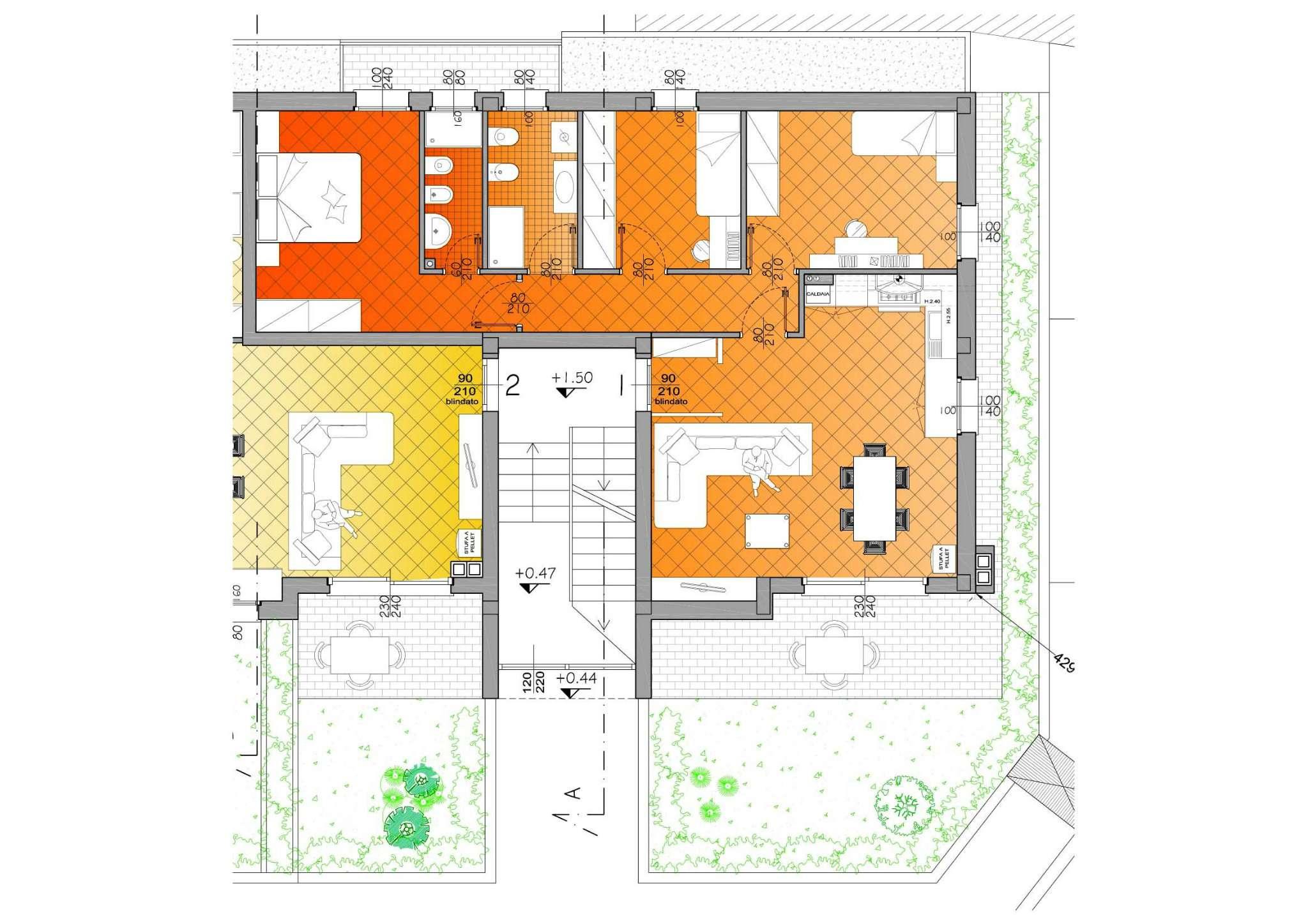 Appartamento in vendita a Edolo, 5 locali, prezzo € 157.000 | CambioCasa.it