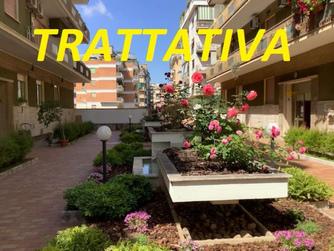Appartamento in vendita a Roma, 2 locali, zona Zona: 20 . Marconi - Ostiense, prezzo € 229.000   CambioCasa.it