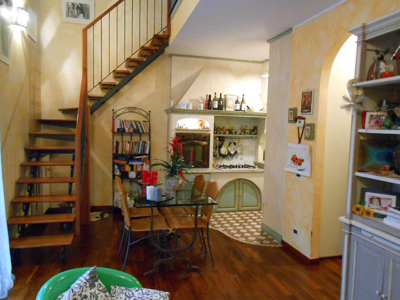 Appartamento in ottime condizioni in vendita Rif. 8562817