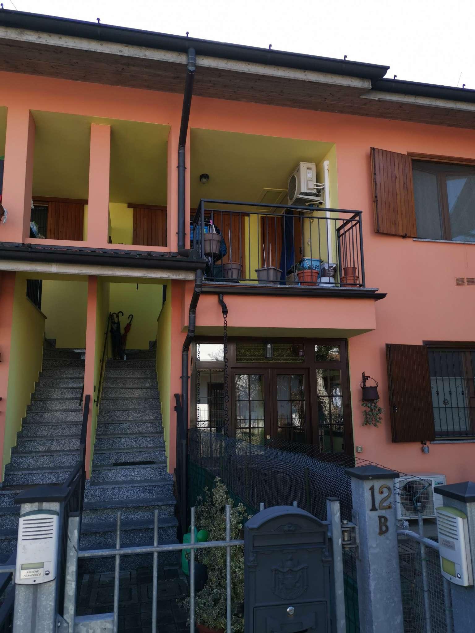 Appartamento in vendita a Pieranica, 3 locali, prezzo € 110.000 | PortaleAgenzieImmobiliari.it