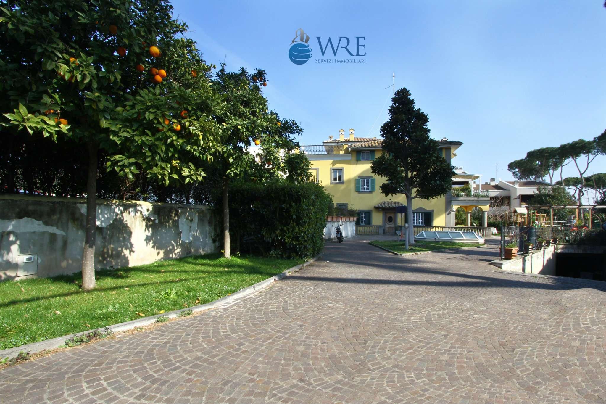 Villa in vendita a Roma, 17 locali, zona Zona: 27 . Aurelio - Boccea, prezzo € 2.450.000 | CambioCasa.it