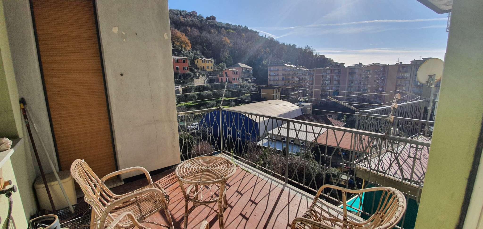 Appartamento in vendita a Recco, 5 locali, prezzo € 169.000 | PortaleAgenzieImmobiliari.it