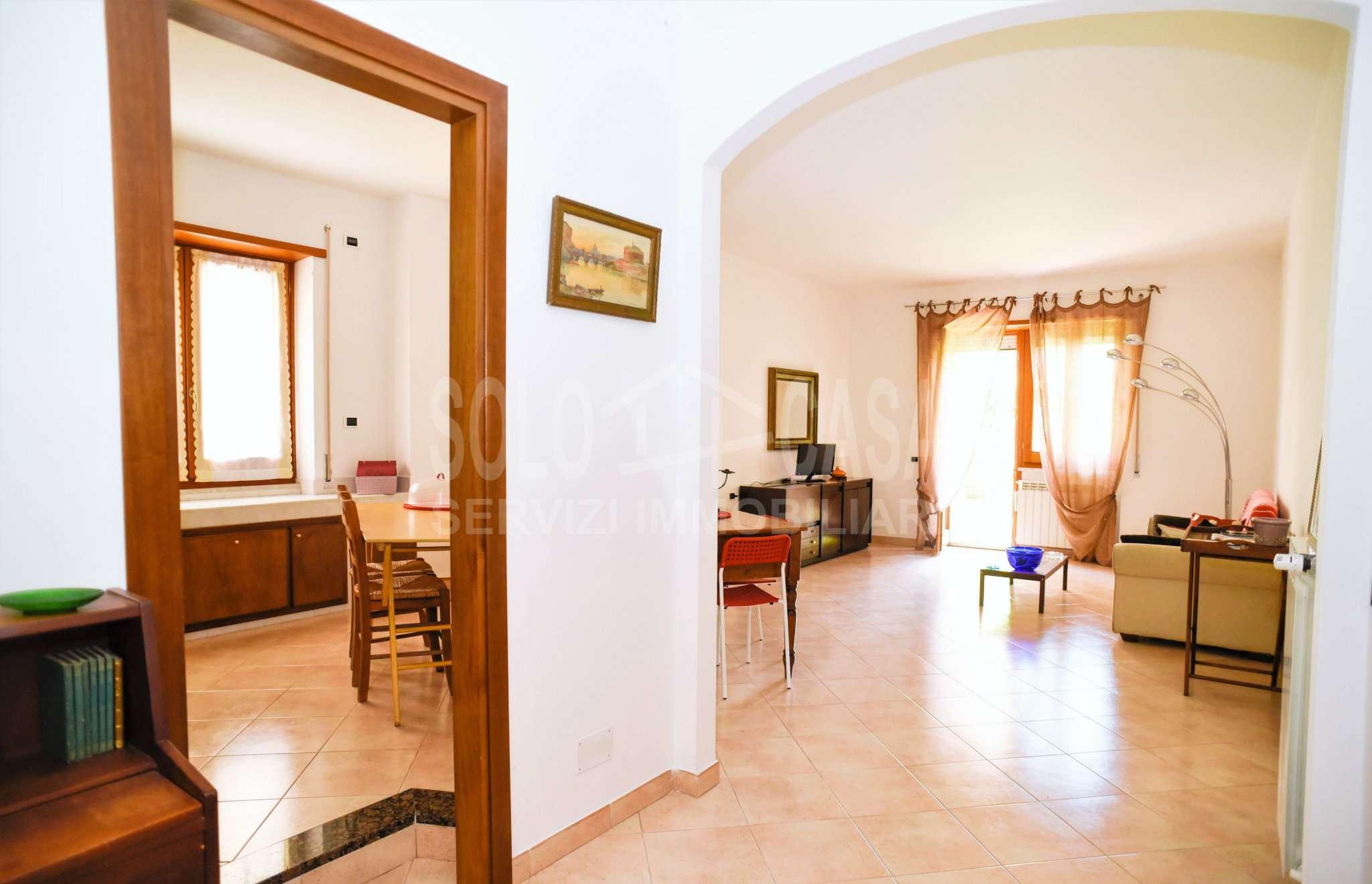 Appartamento in vendita a Roma, 3 locali, zona Zona: 40 . Piana del Sole, Casal Lumbroso, Malagrotta, Ponte Galeria, prezzo € 215.000 | CambioCasa.it
