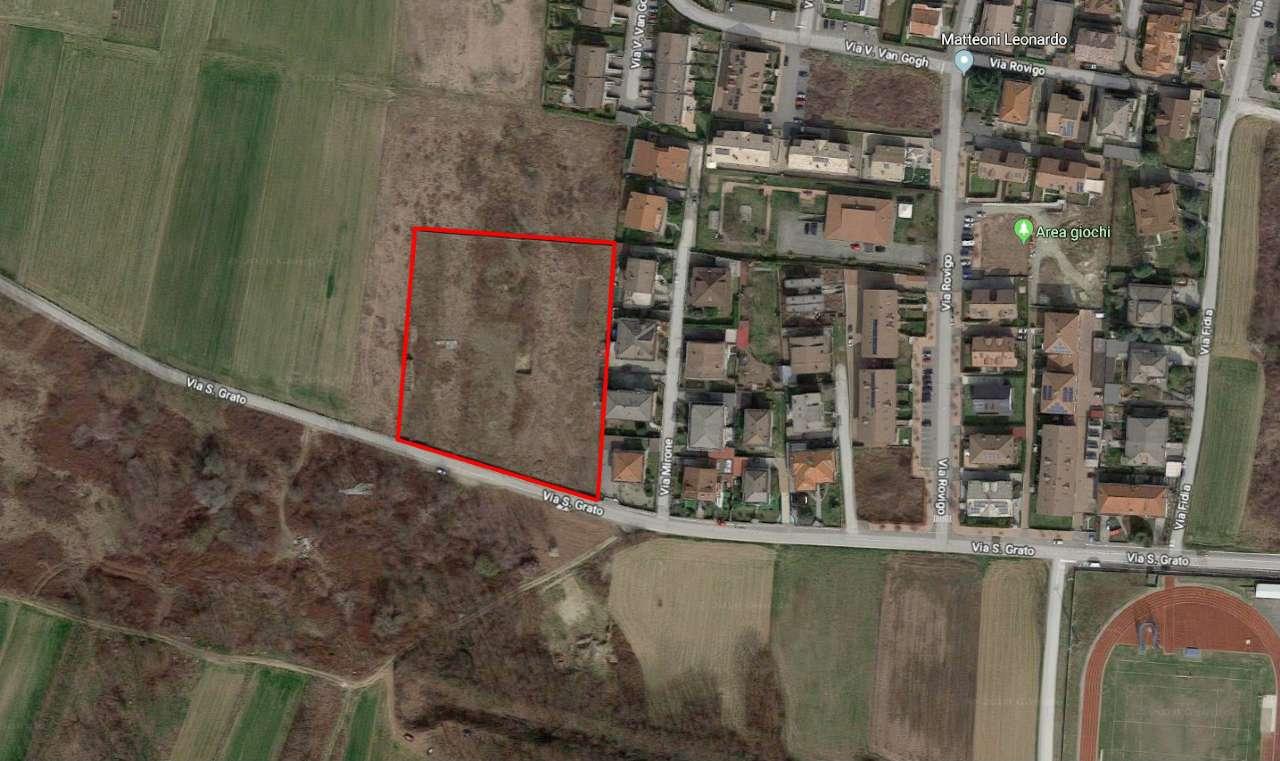 Terreno in vendita via San Grato 220 Volpiano