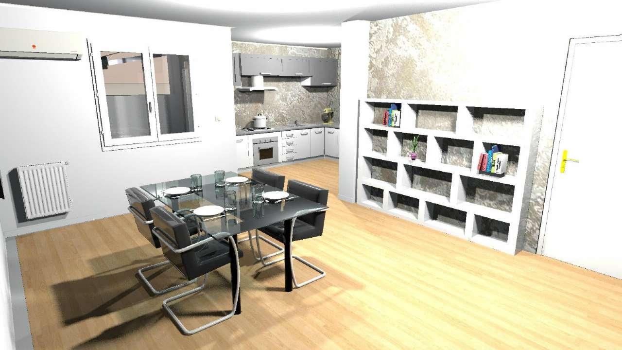 Appartamento da ristrutturare in vendita Rif. 4973360