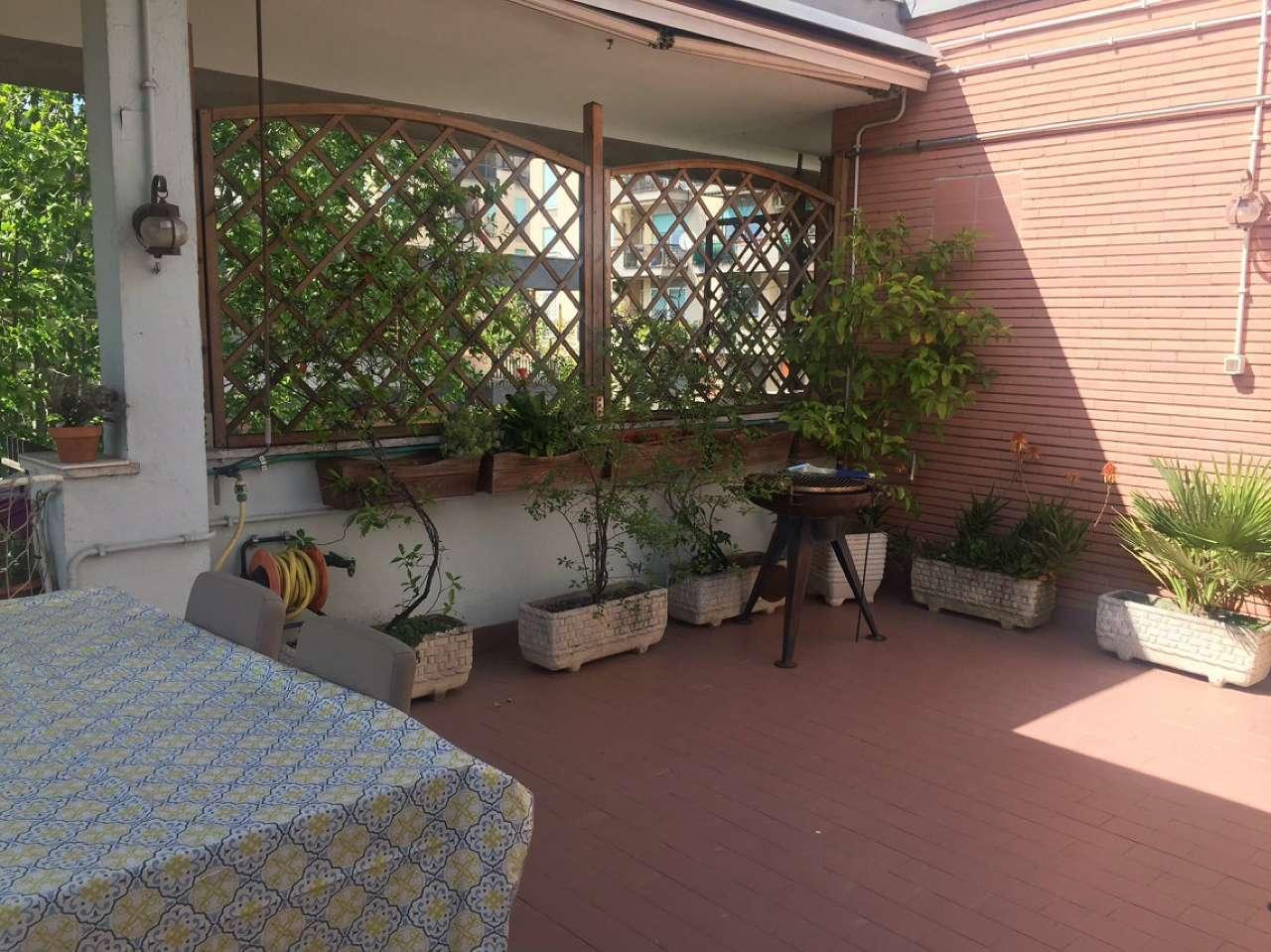 Attico / Mansarda in vendita a Roma, 3 locali, zona Zona: 23 . Portuense - Magliana, prezzo € 379.000   CambioCasa.it