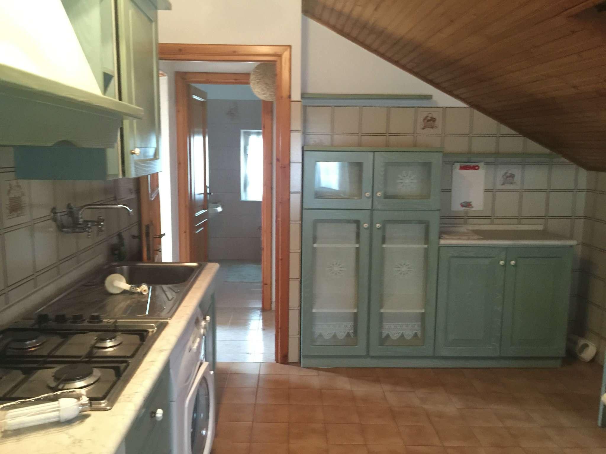 Attico / Mansarda in ottime condizioni parzialmente arredato in vendita Rif. 8594130