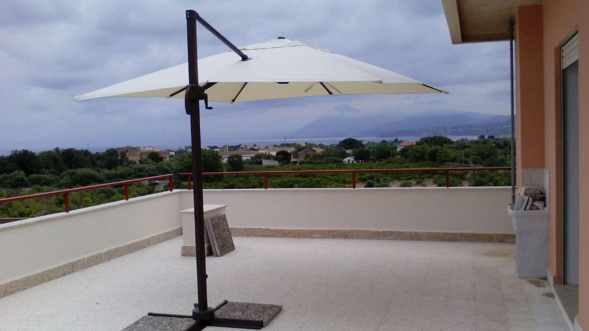 panoramico attico santa flavia
