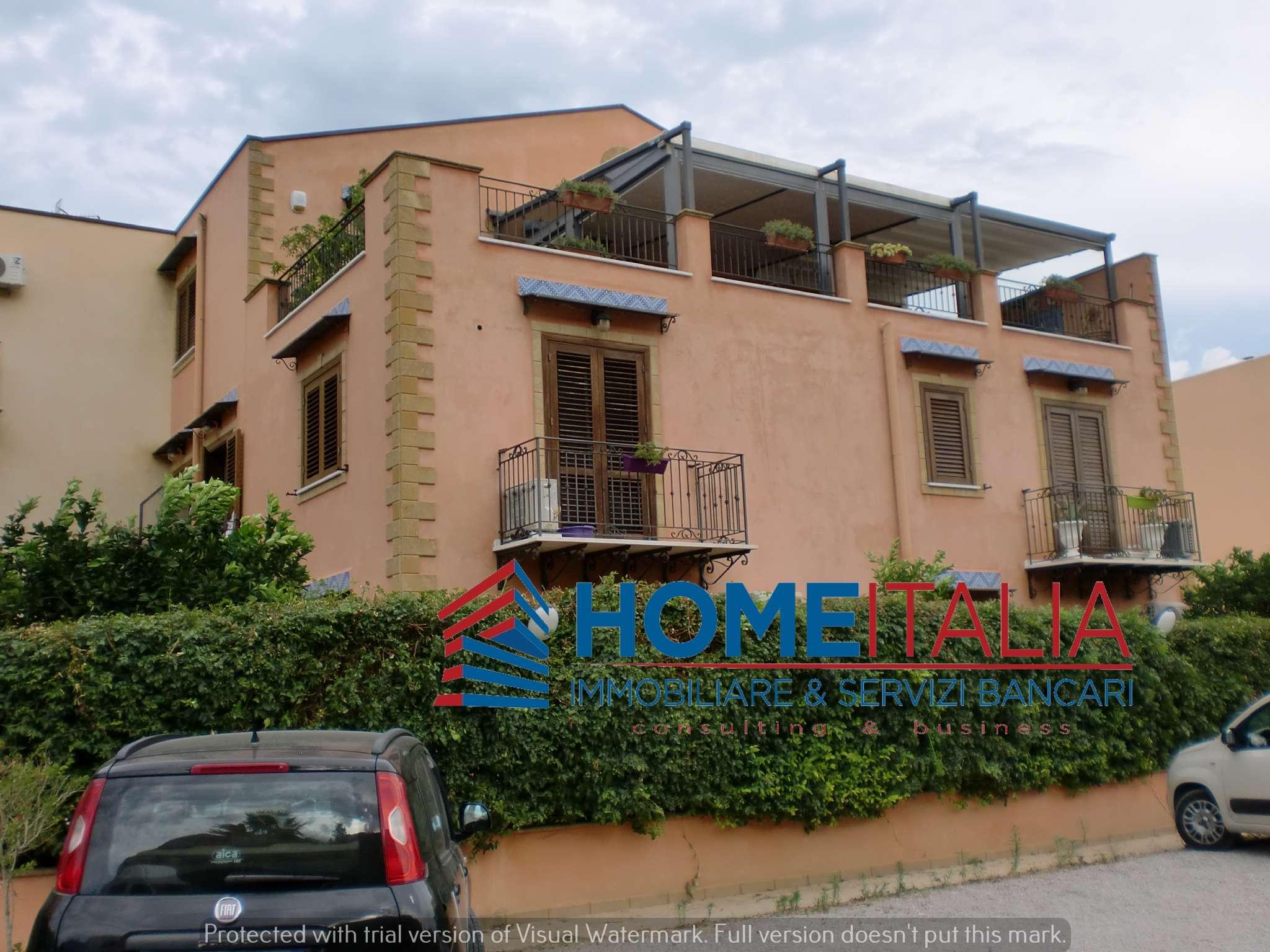 Attico / Mansarda in vendita a Santa Flavia, 5 locali, prezzo € 250.000   PortaleAgenzieImmobiliari.it