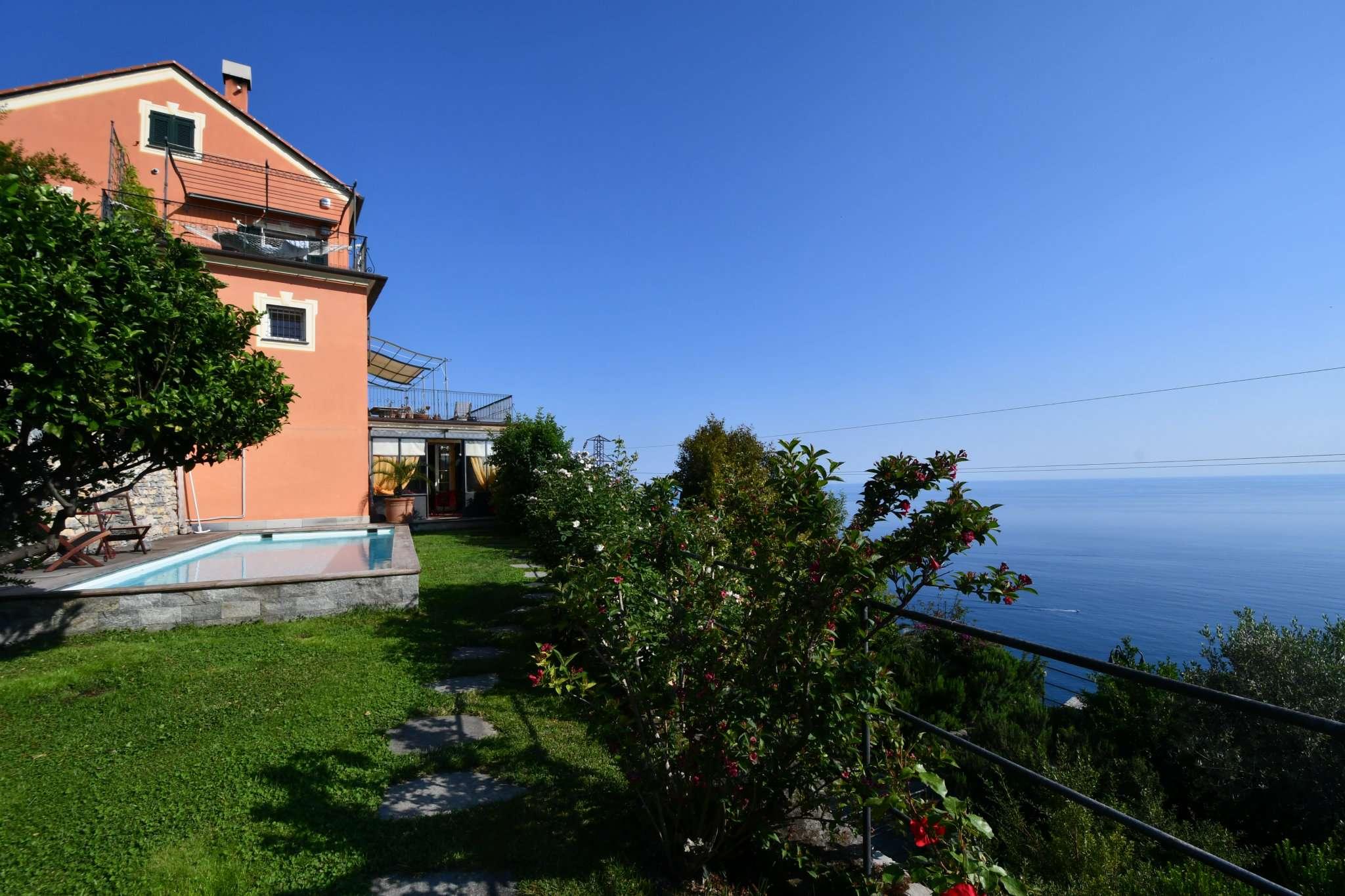 Appartamento in vendita a Pieve Ligure, 6 locali, prezzo € 940.000 | PortaleAgenzieImmobiliari.it