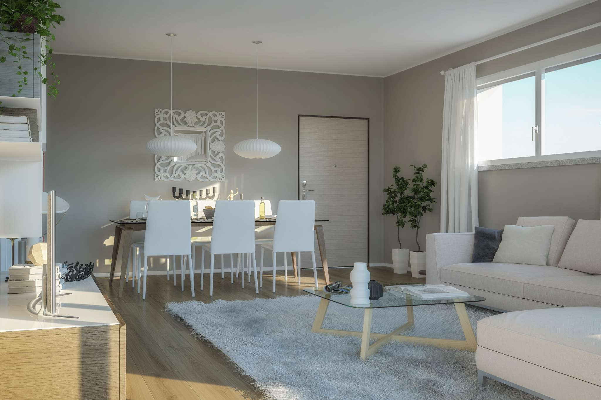 Appartamento in vendita a Gorgonzola, 4 locali, prezzo € 365.000   PortaleAgenzieImmobiliari.it
