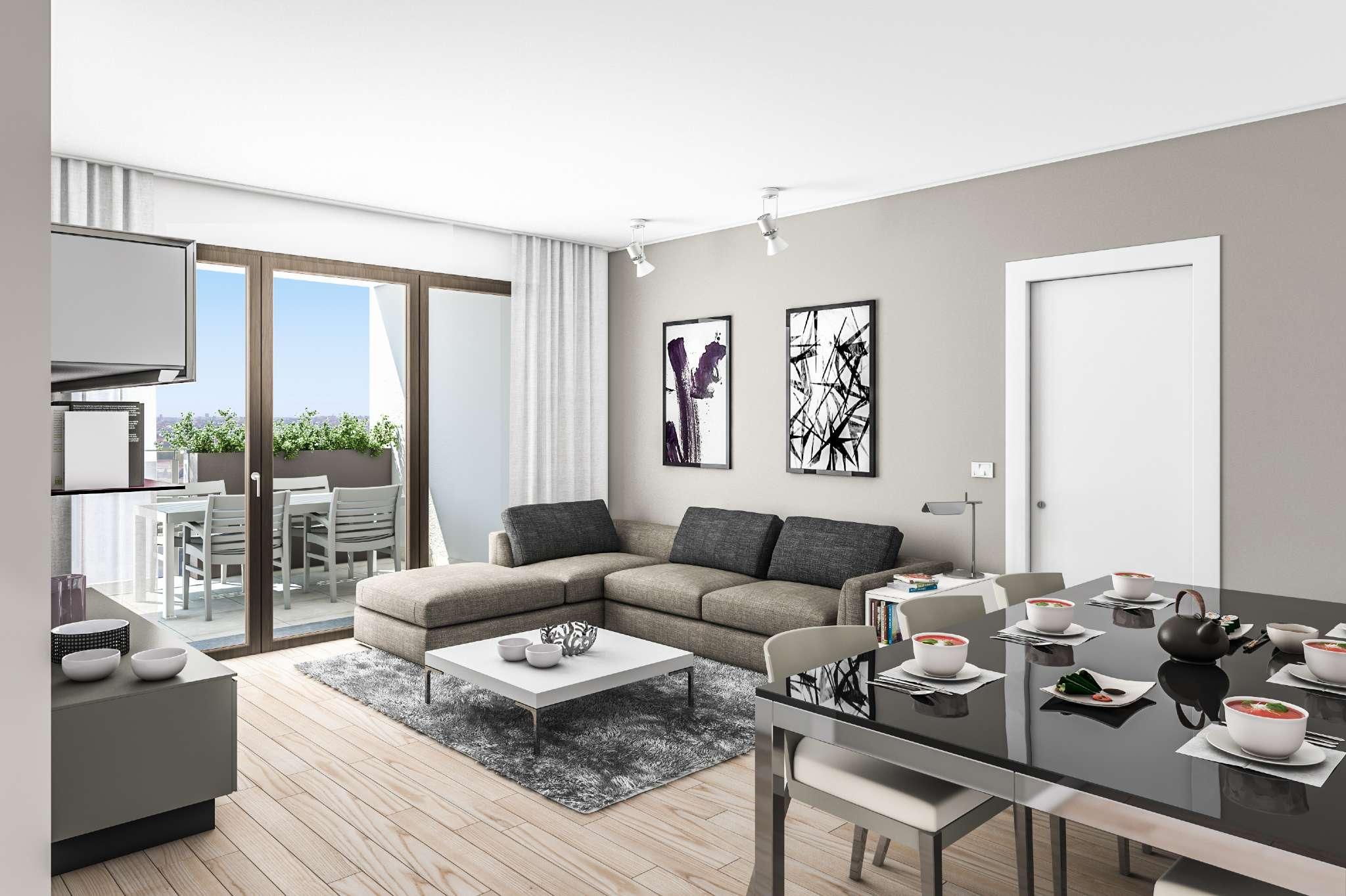 Appartamento in vendita a Gorgonzola, 4 locali, prezzo € 349.000 | PortaleAgenzieImmobiliari.it