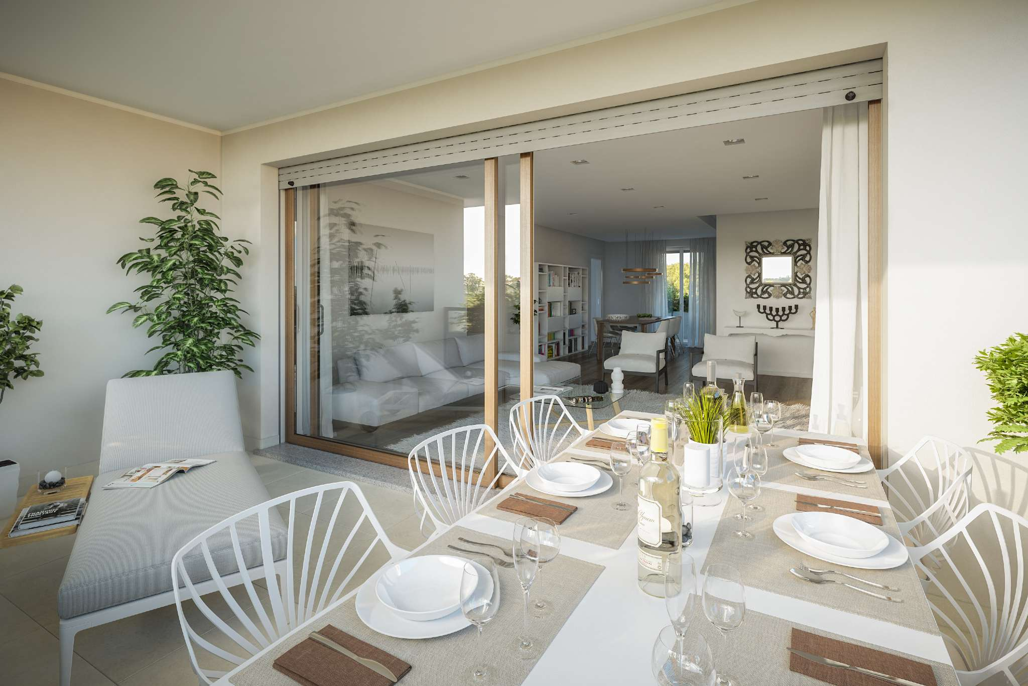 Appartamento in vendita a Cusago, 4 locali, prezzo € 515.000 | PortaleAgenzieImmobiliari.it